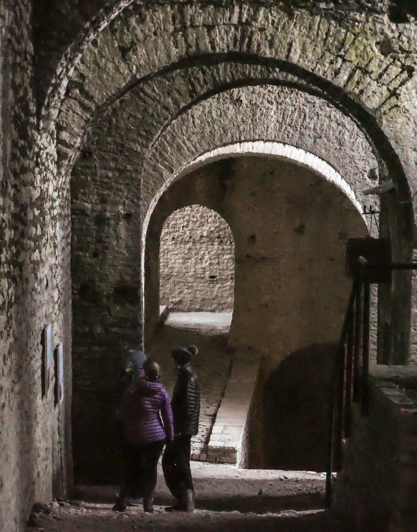 Le château de Gjirokaster