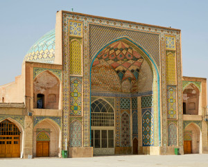 Mosquée du Vendredi de Qazvin