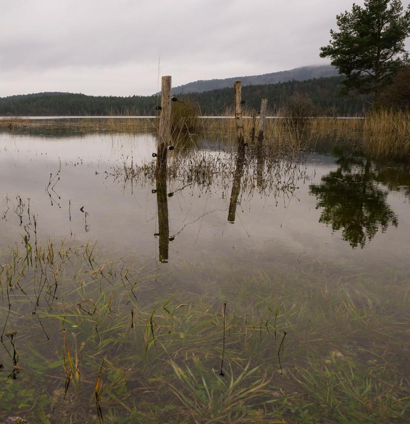 Lac éphémère de Pivka