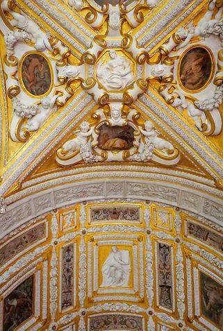 L'escalier d'Or