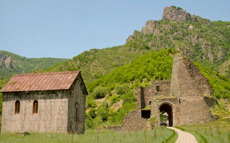 Monastère-forteresse d'Akhtala