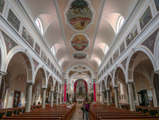Saint Maurus à Izola
