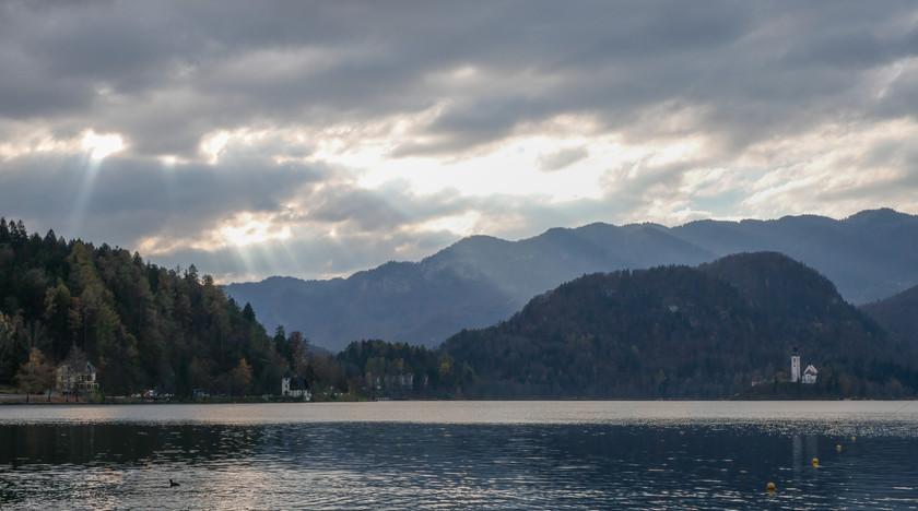 L'île de Bled