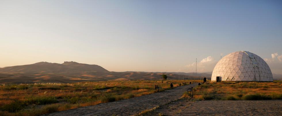 Ancien Observatoire de Maragha