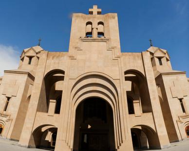 Cathédrale Saint-Grégoire l'Illuminateur d'Erevan