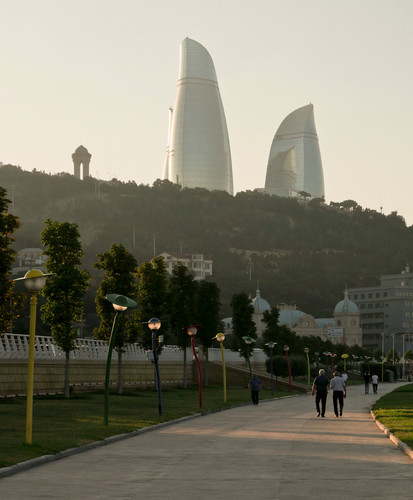 Riviera de Bakou