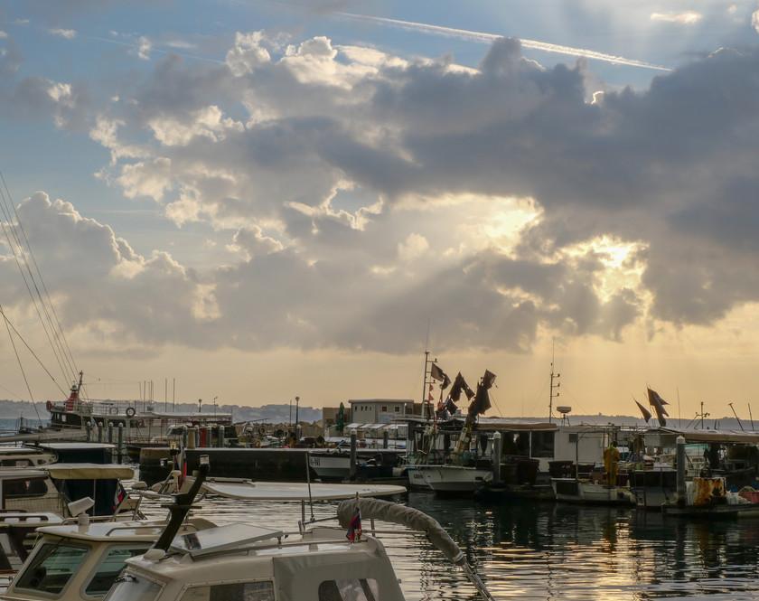 Le port de Piran