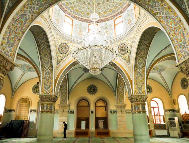 Mosquée Cuma à Bakou