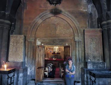 Gavit du Monastère de Sanahin