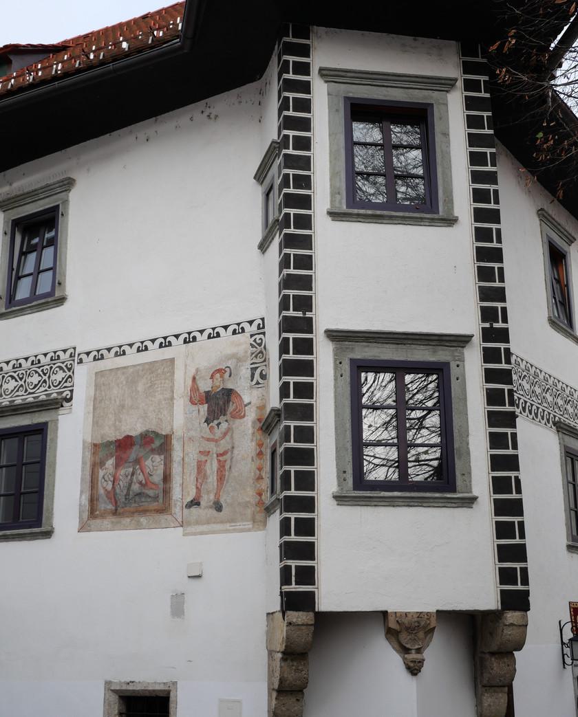 La maison Homan