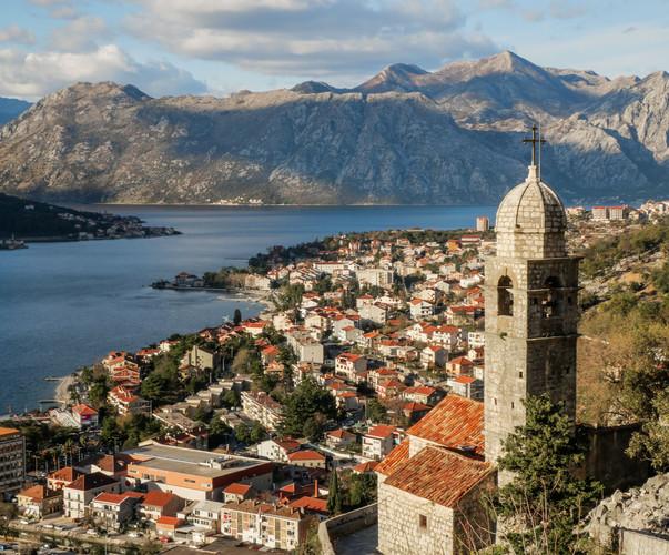 La Baie de Kotor