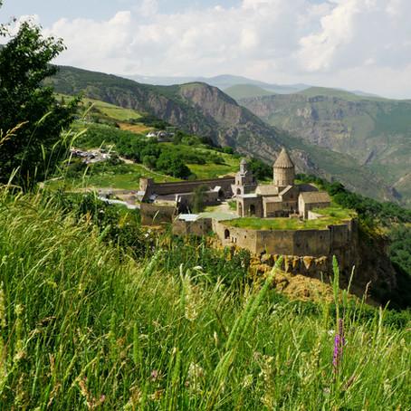 Randonnées en Arménie, sur les sentiers du Nord au Sud.