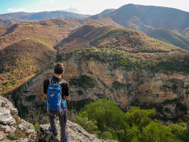 Canyon de Lengarice