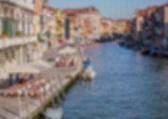 Le canal principale de Cannaregio