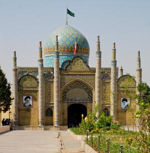 Mausolée Imamzadeh-ye Hossein