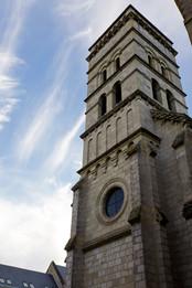 Clocher de l'église de l'école Jeanne d'Arc - Brive-la-Gaillarde