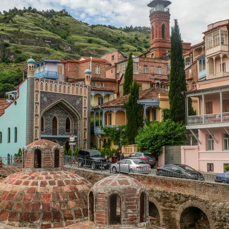 Tbilissi et sa région, une semaine dans la capitale géorgienne.