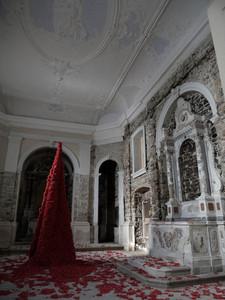 L'église Saint-Clément sur la Punta accueille des expositions temporaires