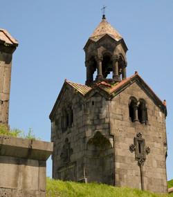 Gavit du monastère d'Haghpat