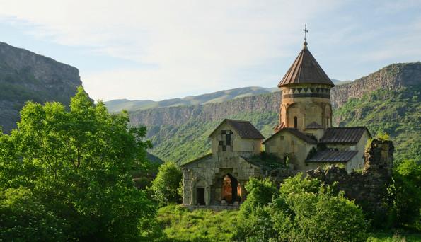 Le Monastère de Hnevank