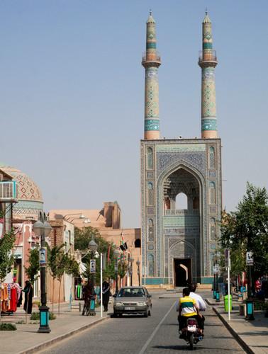 Grande Mosquée de Yazd
