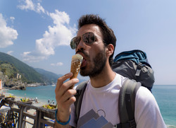 Première glace Italienne