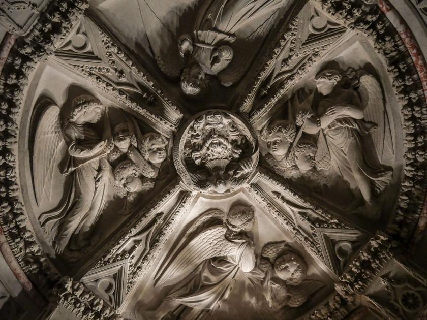 Baptistère de la Cathédrale de Šibenik