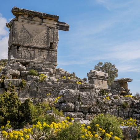 La voie Lycienne : 5 jours de randonnée sur un itinéraire mythique!