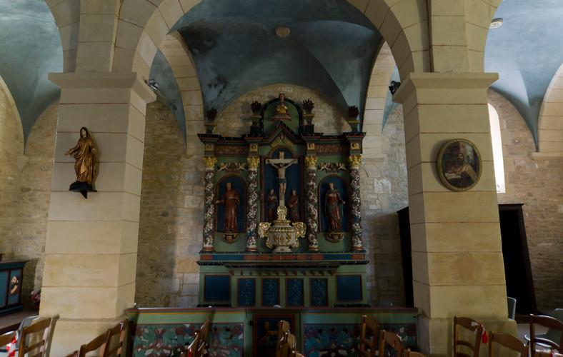 Eglise de Chavagnac