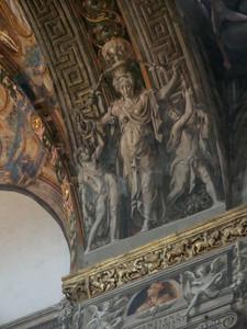 Les fresques du Duomo