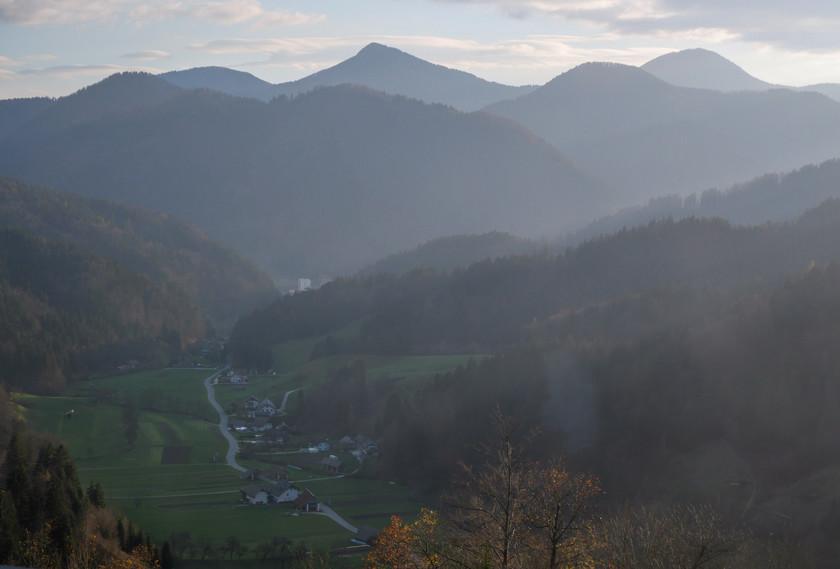 Panorama sur Zelezniki