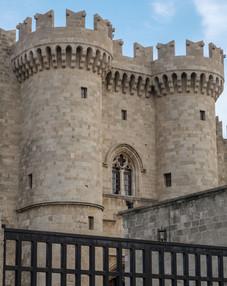 Rhodes - Le palais des Grands Maîtres