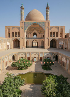 Mosquée Agha Bozorg à Kashan
