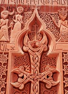 Khachkar du Monastère de Khor Virap