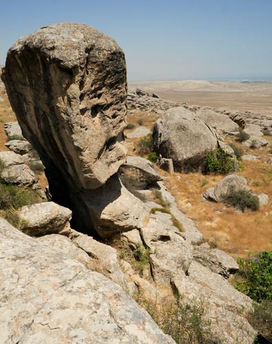 Réserve du Qobustan