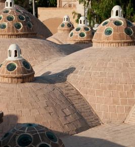 Les bains du Sultan Amir Ahmad