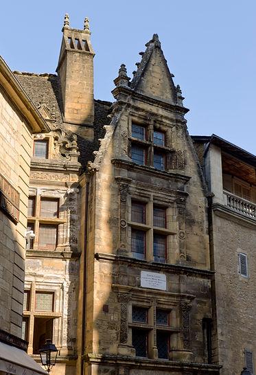 Maison de la Boétie -Sarlat