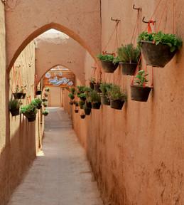 Ruelle de Yazd