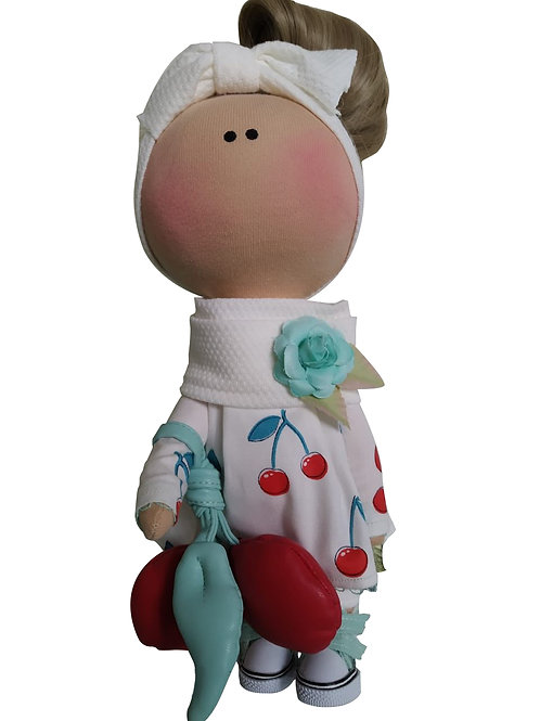 Кукла Питти