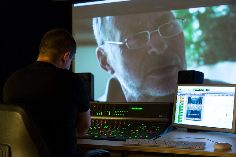 Mark Norup, mixing, sound design