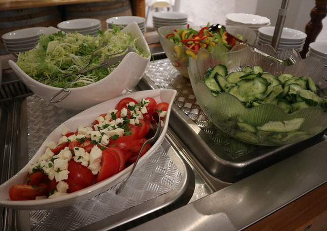 Salatauswahl