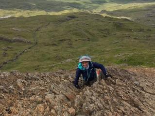 Mt. Snowdon in June