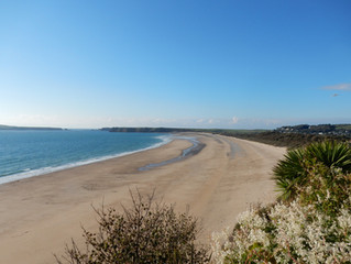 A stay at Tenby by the Sea