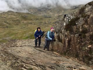 The Highest Peak in Wales