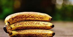 Die liebe Not mit den (zu) reifen Bananen