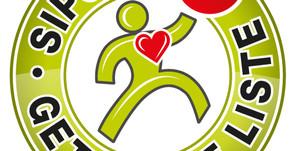 Schau auf's Sipcan Getränkelisten Logo!