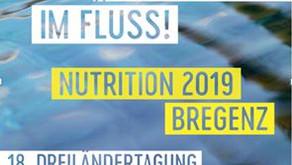 NUTRITION 2019: Die Ernährungs-Festspiele sind (bald) eröffnet!