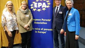 Mit Europas Eltern im Netzwerk