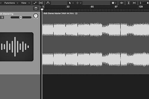5 Stem Mixing & Mastering.