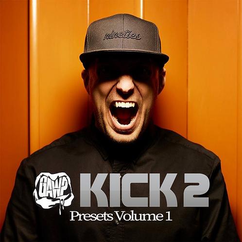 GAWP KICK2 Presets Volume 01